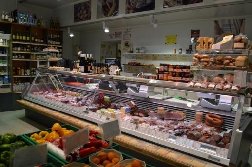 Bio Lebensmittel am Kutschkermarkt